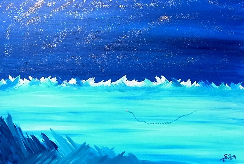 Arktis, 2014