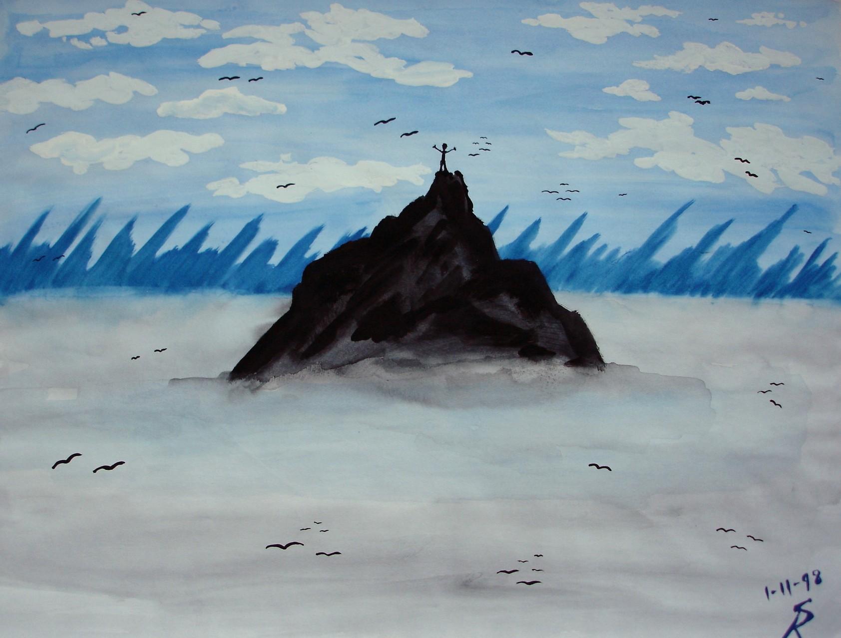 Bergwelt, 1998