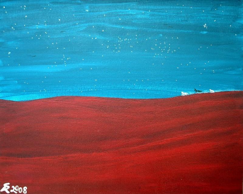 Der Wüstenritt, 2008