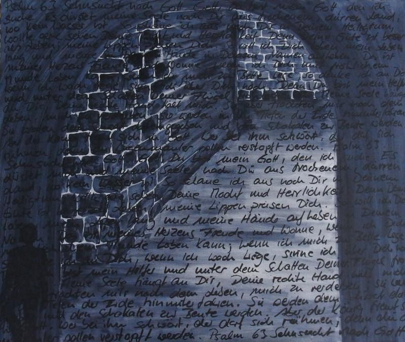 Psalm 63, 2012