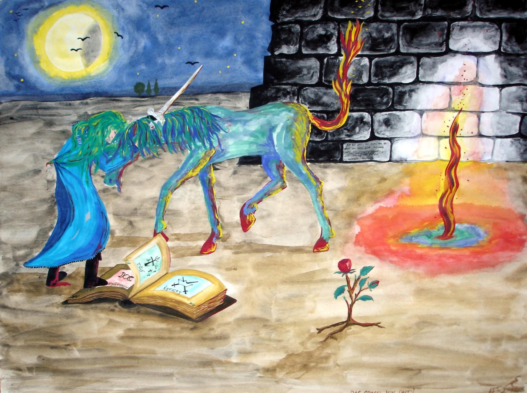 Das Orakel von Daitji, 1996