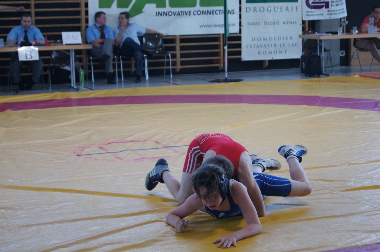 SM Jugend Greco in Domdidier