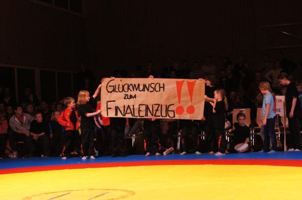 Mannschaftsmeisterschaft 2012, die RS Sense erreichte am Schluss den zweiten Rang
