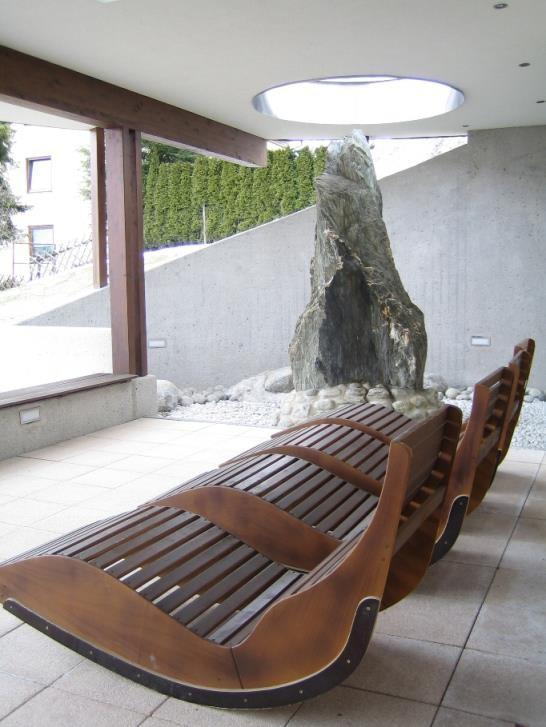 Wellnesbereich Hotel Gletscherblick 2006