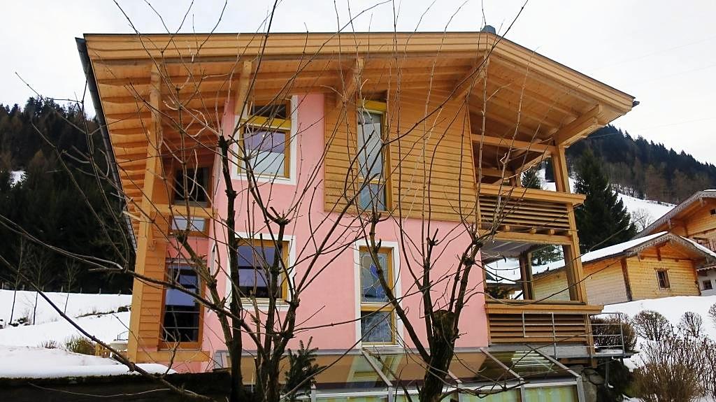 Einfamilienhaus in Bruck Westseite