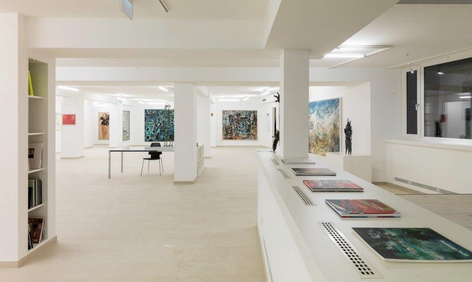 Galerie Gaudens Pedit Kitzbühel 2012