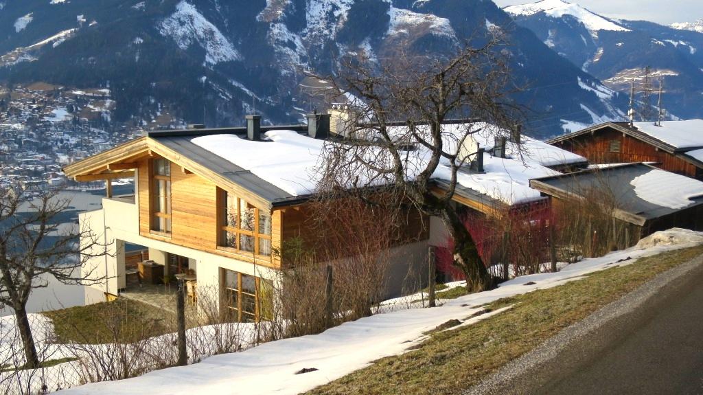 Bauernhaus in Thumersbach 2005