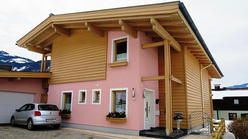 Einfamilienhaus in Bruck Ostansicht
