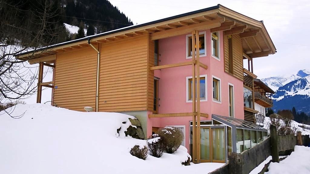 Einfamilienhaus in Bruck Nordansicht