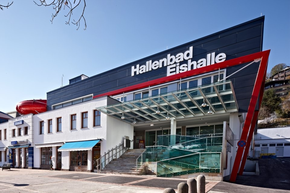 Hallenbad Zell am See 2010