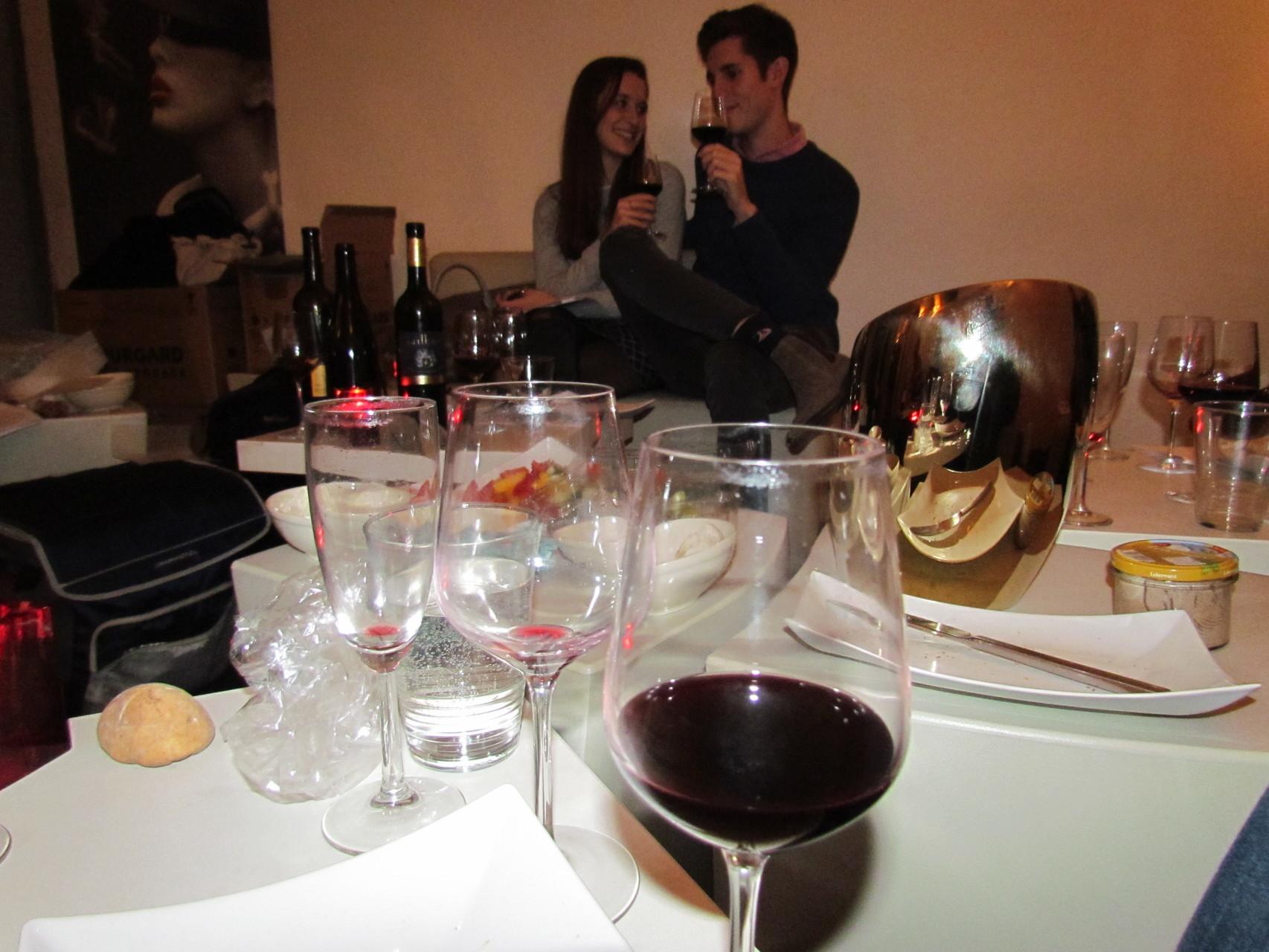 Weinseminar für Weinliebhaber Frankfurt 28 11 2015