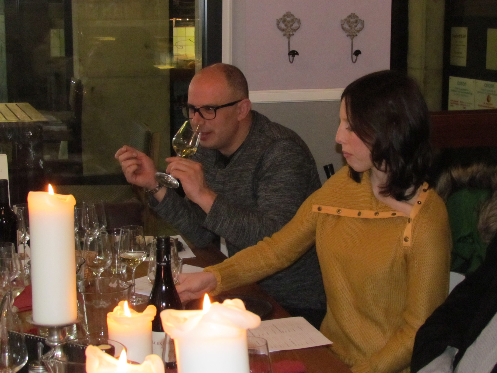 Wein und Schokolade Seminar Düsseldorf 14 02 2016