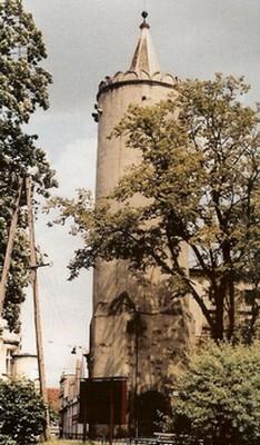 Glatzer Torturm