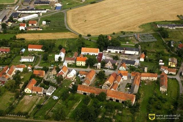 Blick auf Alt Wilmsdorf/Wilamova 1 (HSP)