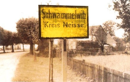 Foto: Max Metzner, Schwammelwitz, 1940