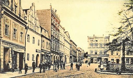 Ring/Markt Nordostseite 1919