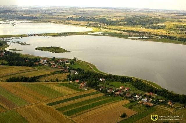 Luftbild 2 mit Koseler Stausee  (HSP)