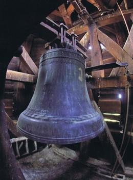 Historiche Glocke von 1575, (HR)