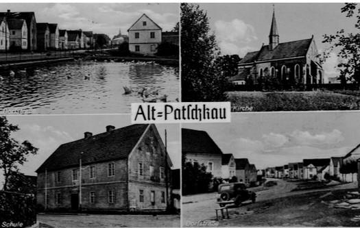 Alte Postkarte (RL)