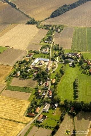 Luftaufnahme von Fuchswinkel/Lisie Kąty  (HSP)