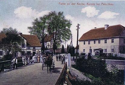 Alte Postkarte (HR)