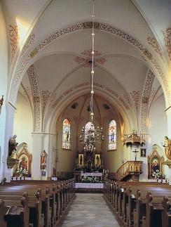 Kircheninneres (HR)