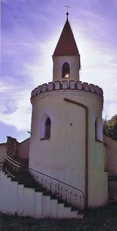 "Turm der ""Schlosskapelle""  (HR)"
