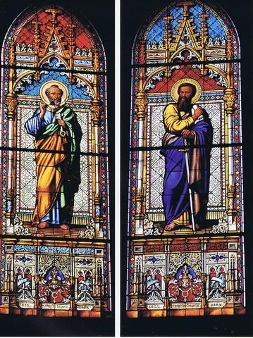 Kirchenfenster  (HR)