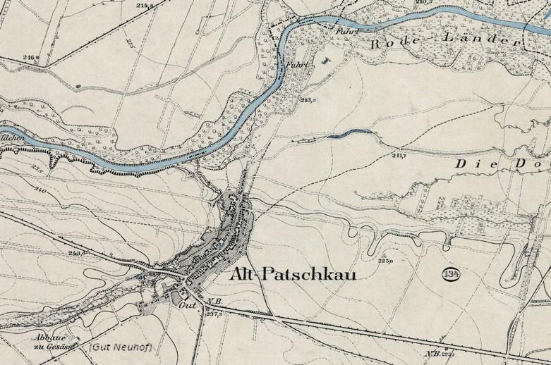 Topogr. Karte von 1896 (3247 >5568)