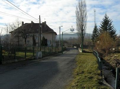 Ehemalige Grenzwache zwischen Gostitz und Obergostitz/Horni Hoštice (Go)