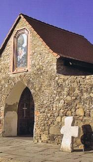 Mittelalterliches Sühne- oder Büßer Kreuz (HR)