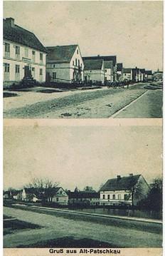 Postkarte von 1920 (RL)
