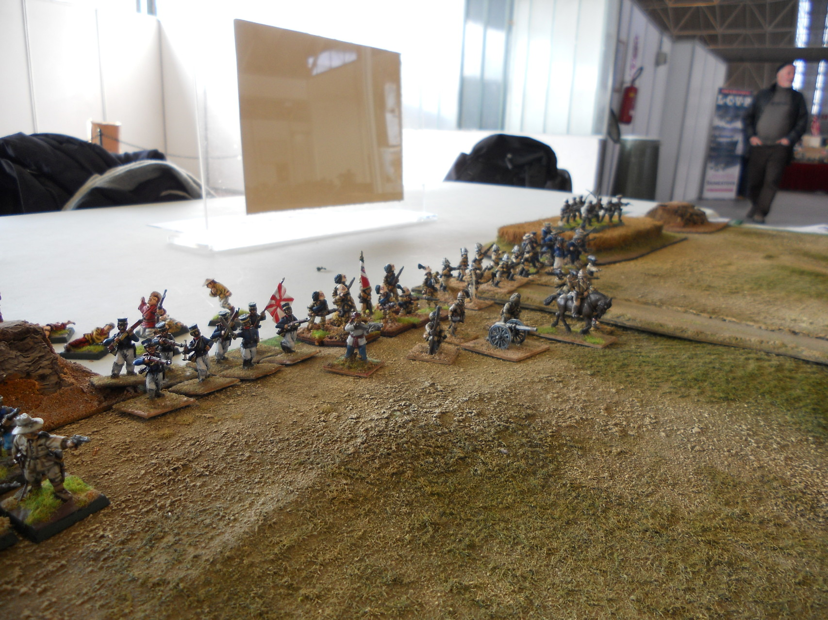 Langfang: gli Alleati entrano in campo