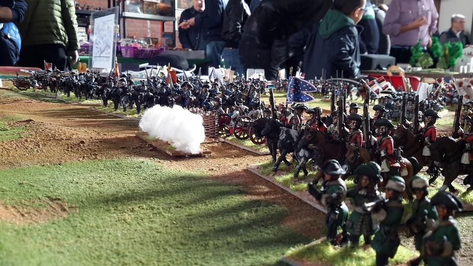 La cavalleria francese