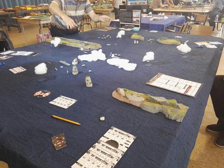 Tavolo di navale