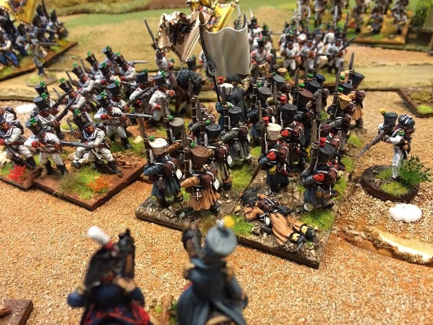 Scontro di fanteria
