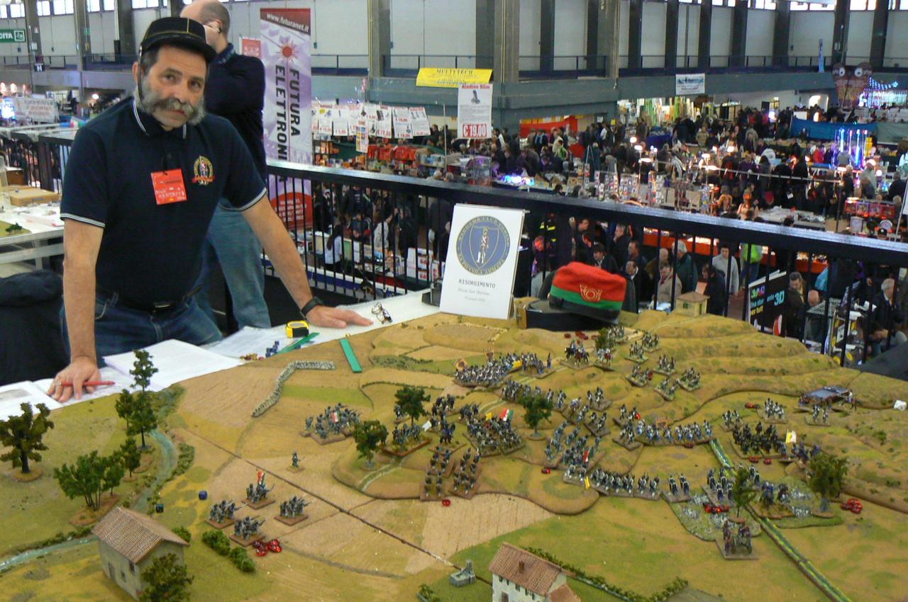 La Piccola Armata di Torino al Model fantasy Show