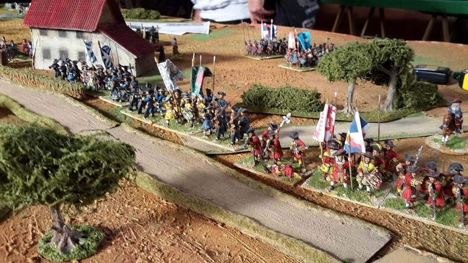 La fanteria spagnola