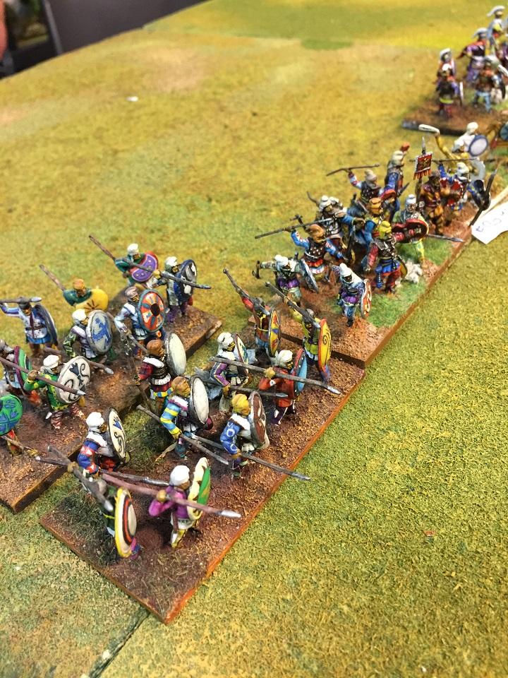fanteria pesante persiana