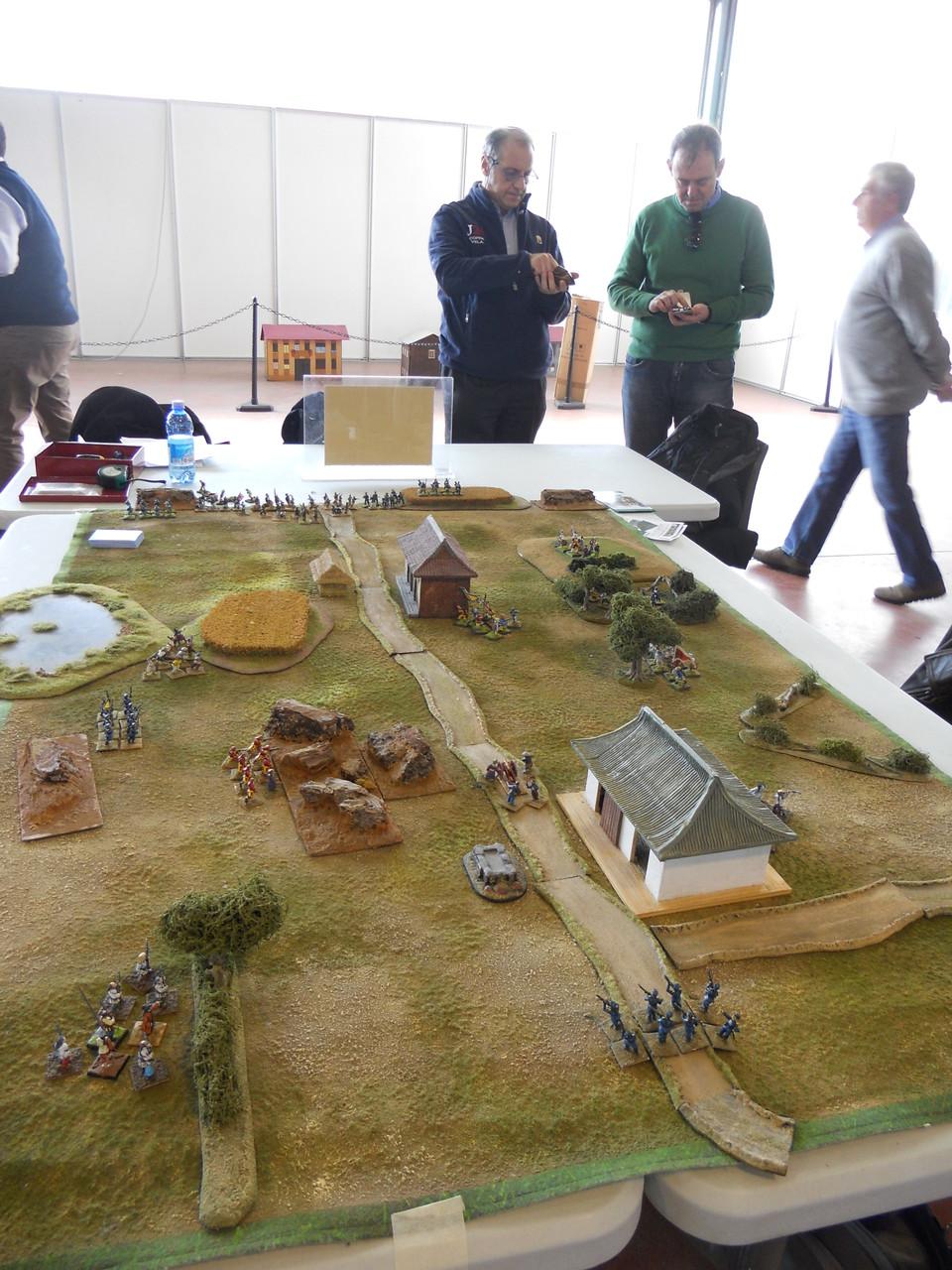 Langfang: il campo di battaglia