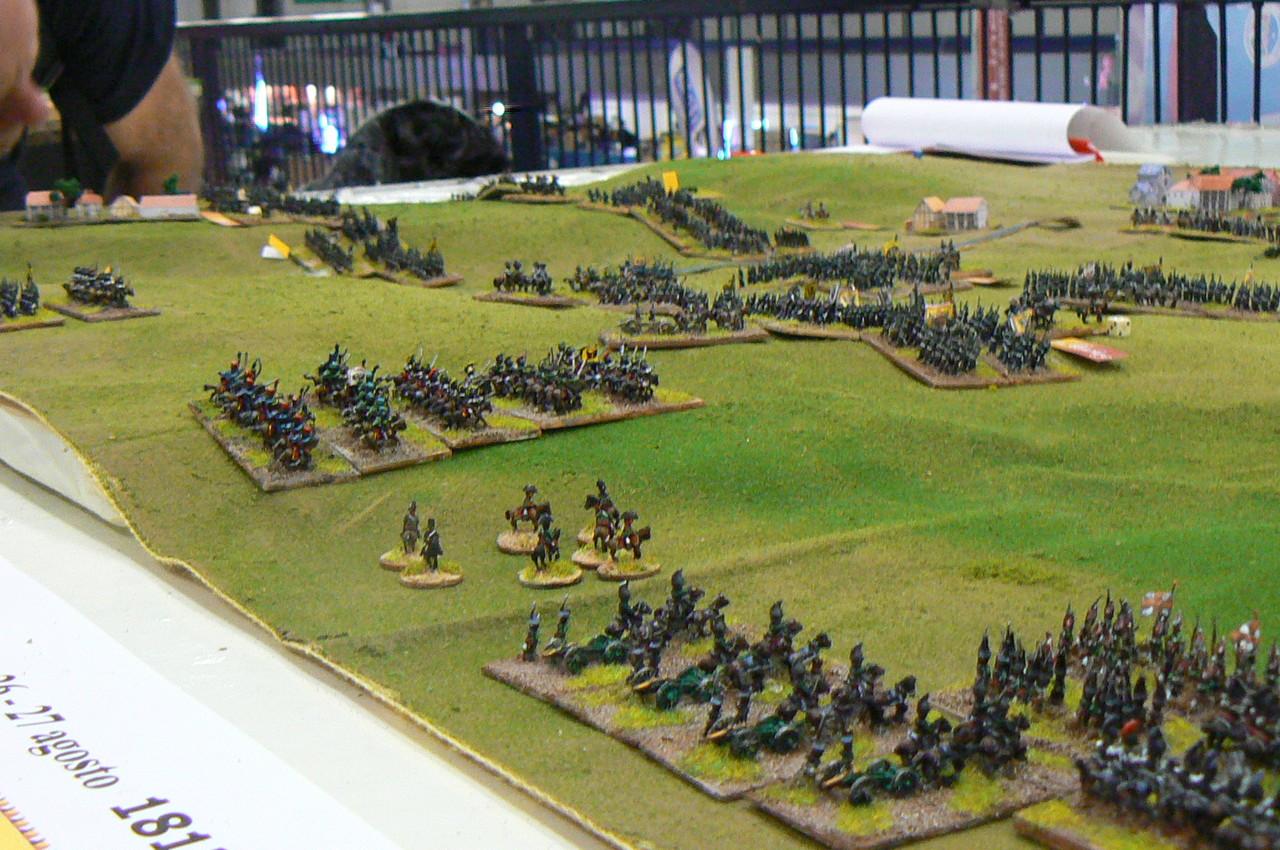 L'artiglieria russa della riserva