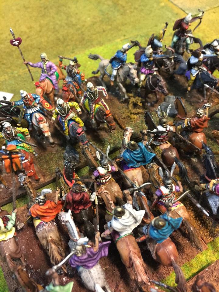Scontro di cavalleria pesante