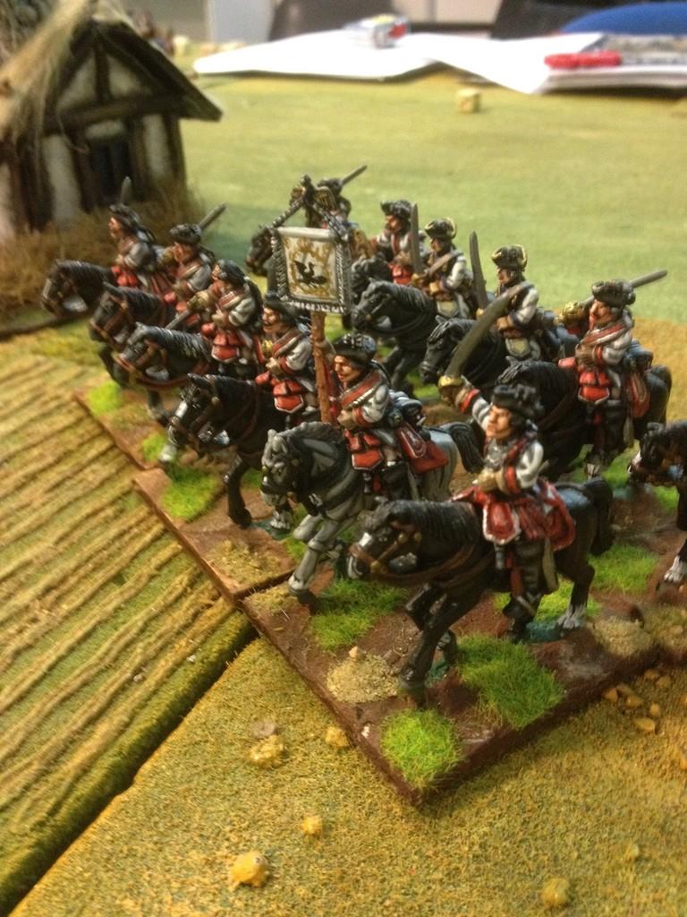 I corazzieri della Guardia di Re Federico