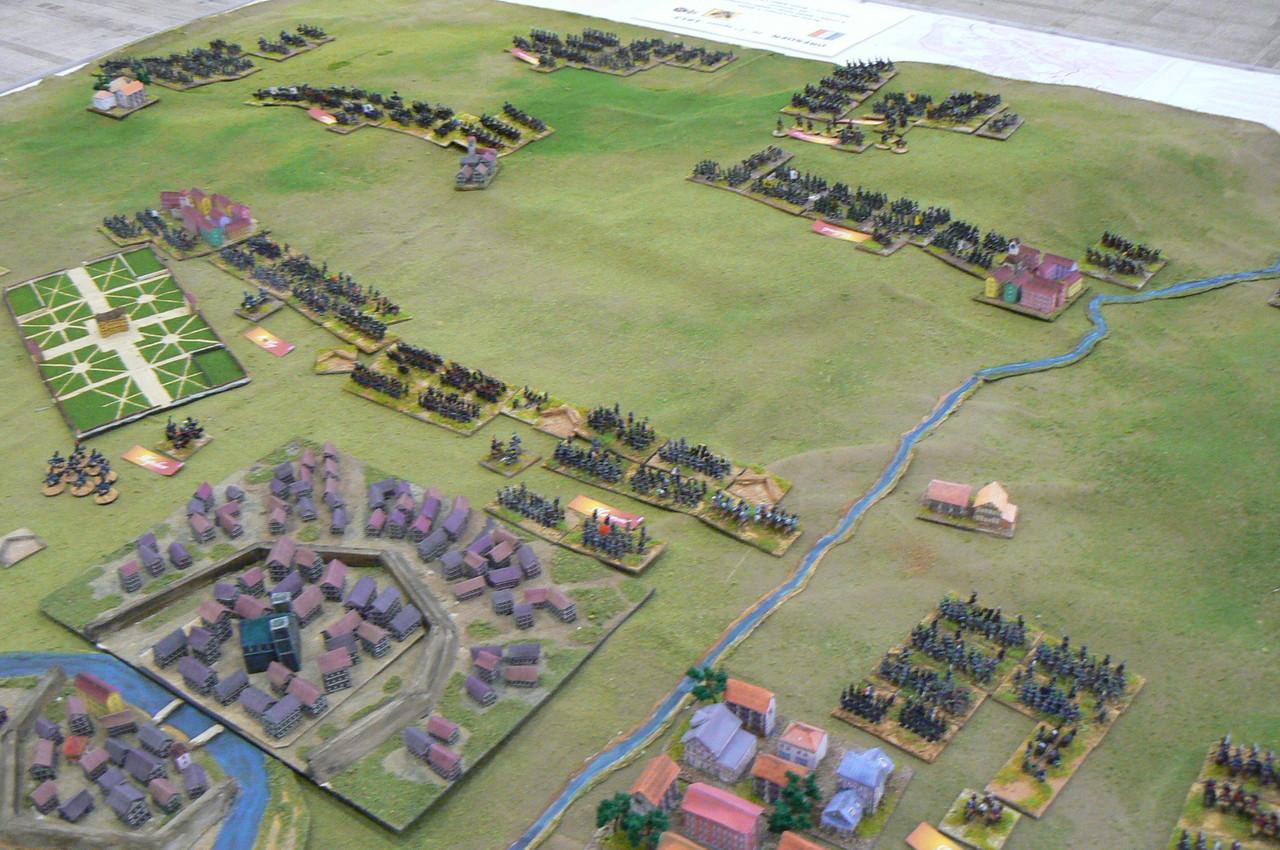 Il campo di battaglia