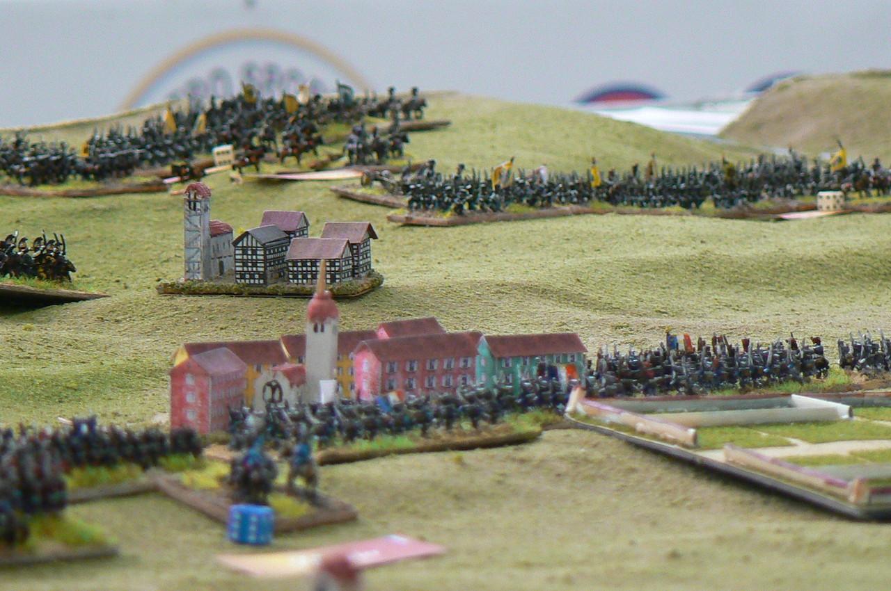 Gli alleati minacciano Dresda