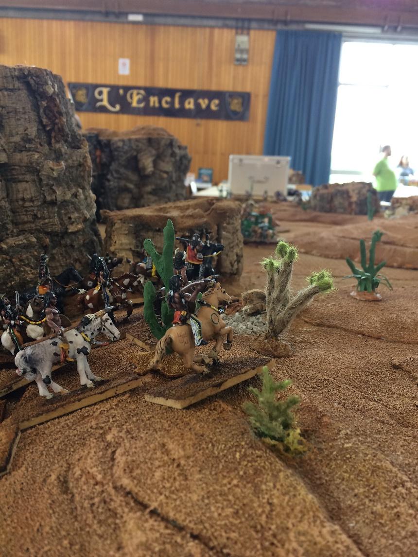 I Comanche in agguato
