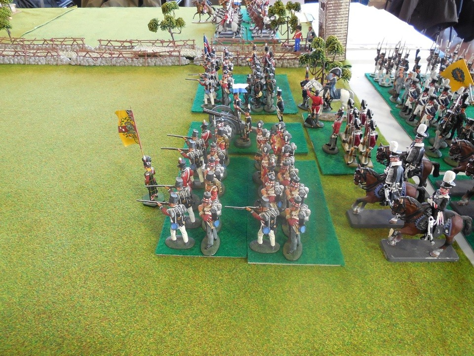 Napoleonico in 54 mm.