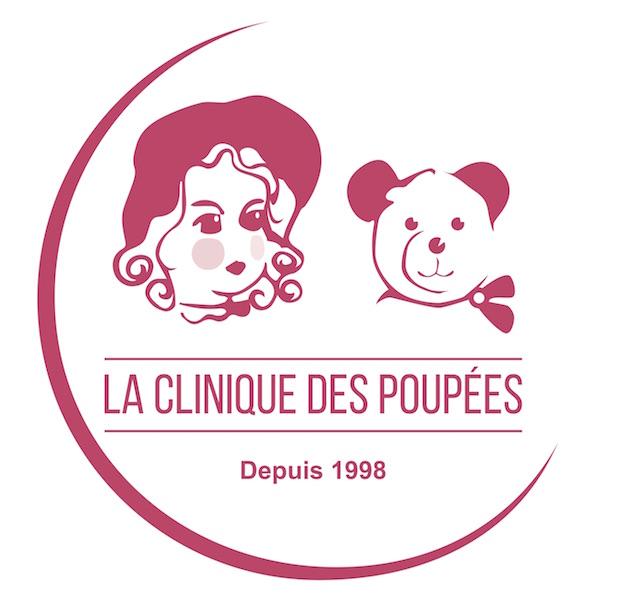 Logo de La clinique des poupées - Bordeaux