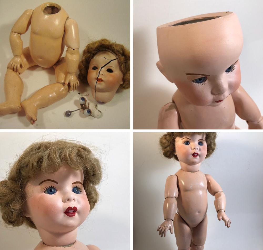 bébé caractère restauré-tête-en-biscuit-la-clinique-des-poupees-bordeaux