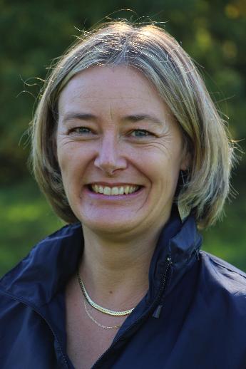 Ségolène Régnaux, 42 ans, Enseignante et Directrice de l'Ecole primaire de Beauplan